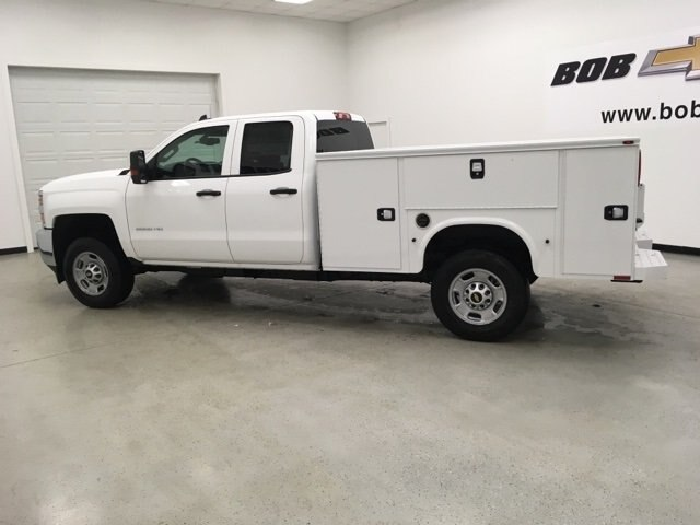 2019 Silverado 2500 Double Cab 4x2,  Knapheide Service Body #190295 - photo 7