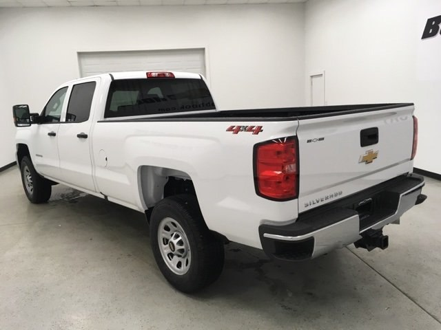 2019 Silverado 3500 Crew Cab 4x4,  Pickup #190304 - photo 2