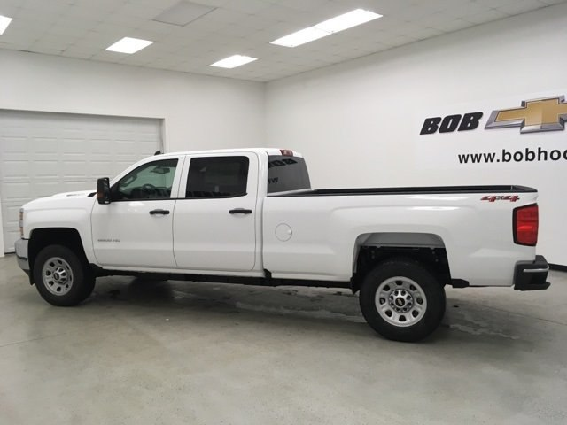 2019 Silverado 3500 Crew Cab 4x4,  Pickup #190304 - photo 7