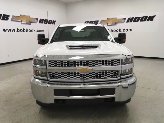 2019 Silverado 3500 Crew Cab 4x4,  Pickup #190304 - photo 8