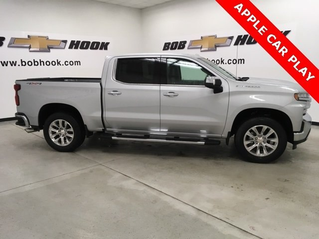 2019 Silverado 1500 Crew Cab 4x4,  Pickup #190305 - photo 4