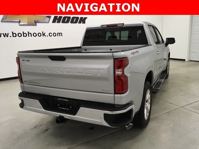 2019 Silverado 1500 Crew Cab 4x4,  Pickup #190305 - photo 5
