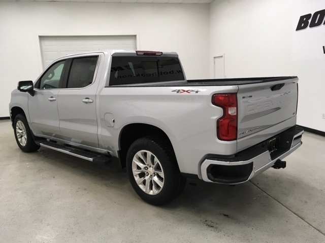 2019 Silverado 1500 Crew Cab 4x4,  Pickup #190305 - photo 2