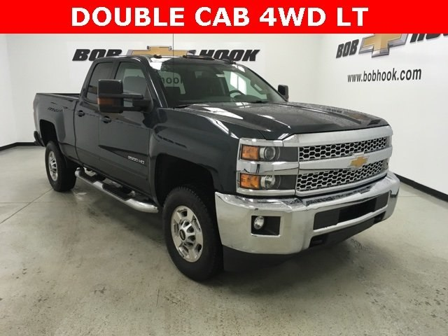 2019 Silverado 2500 Double Cab 4x4,  Pickup #190308 - photo 3