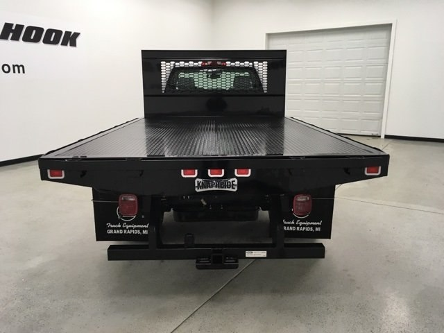 2019 Silverado 3500 Regular Cab DRW 4x2,  Knapheide Platform Body #190333 - photo 4