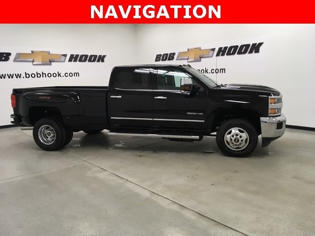 2019 Silverado 3500 Crew Cab 4x4,  Pickup #190337 - photo 4