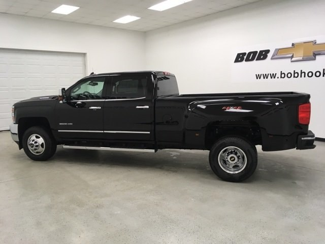 2019 Silverado 3500 Crew Cab 4x4,  Pickup #190337 - photo 7