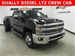 2019 Silverado 3500 Crew Cab 4x4,  Pickup #190337 - photo 1