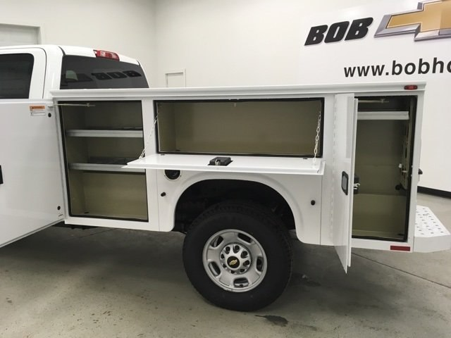 2019 Silverado 2500 Double Cab 4x4,  Knapheide Service Body #190338 - photo 18