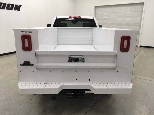 2019 Silverado 2500 Double Cab 4x4,  Knapheide Service Body #190338 - photo 4
