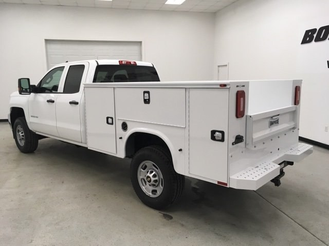 2019 Silverado 2500 Double Cab 4x4,  Knapheide Service Body #190338 - photo 5