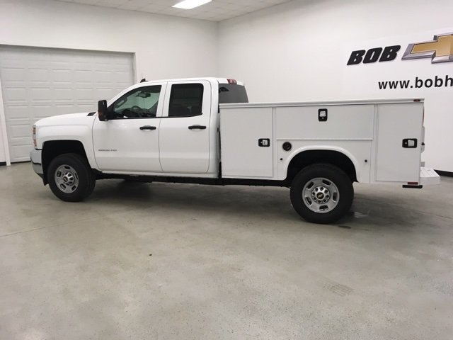 2019 Silverado 2500 Double Cab 4x4,  Knapheide Service Body #190338 - photo 6