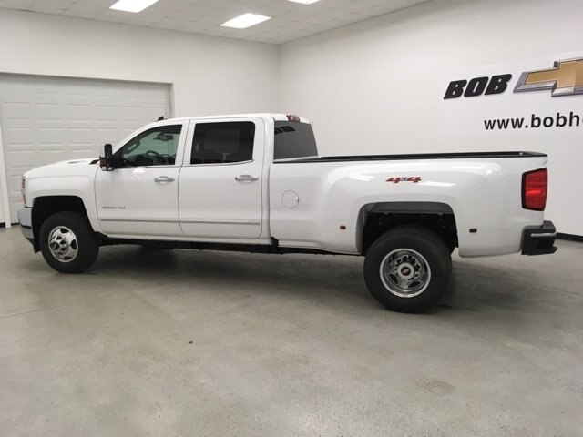 2019 Silverado 3500 Crew Cab 4x4,  Pickup #190347 - photo 6