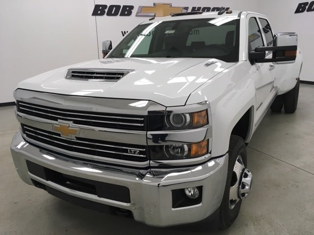 2019 Silverado 3500 Crew Cab 4x4,  Pickup #190347 - photo 7
