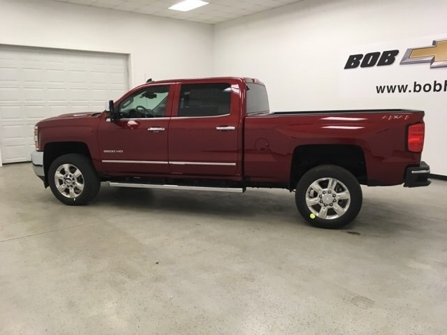 2019 Silverado 2500 Crew Cab 4x4,  Pickup #190349 - photo 6