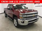 2019 Silverado 2500 Crew Cab 4x4,  Pickup #190349 - photo 1