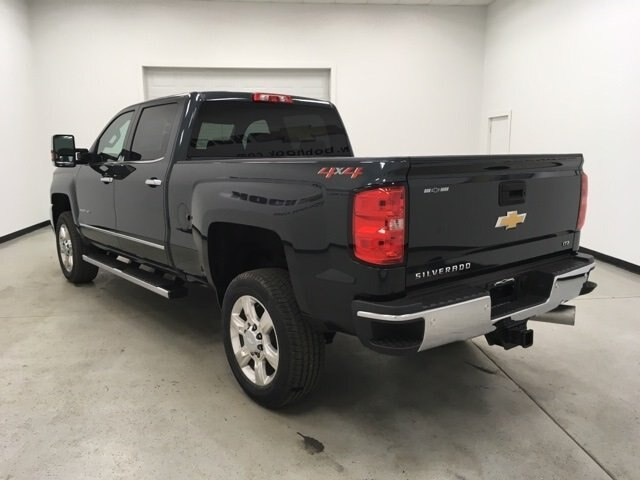 2019 Silverado 2500 Crew Cab 4x4,  Pickup #190357 - photo 5