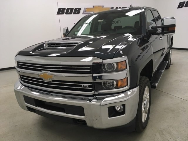 2019 Silverado 2500 Crew Cab 4x4,  Pickup #190357 - photo 7