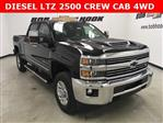 2019 Silverado 2500 Crew Cab 4x4,  Pickup #190358 - photo 1
