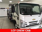 2019 LCF 3500 Crew Cab 4x2,  Wil-Ro Dovetail Landscape #190469 - photo 1