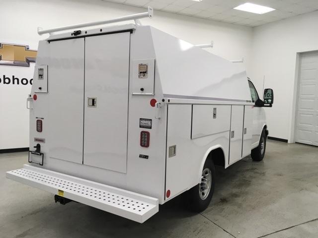 2019 Chevrolet Express 3500 4x2, Reading Service Utility Van #190601 - photo 1