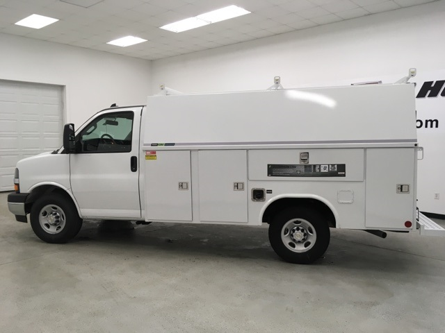 New 2019 Chevrolet Express 3500 Service Utility Van For