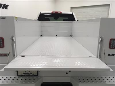 2019 Silverado 2500 Double Cab 4x4, Reading SL Service Body #191102 - photo 27