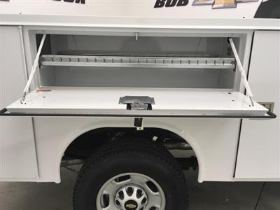 2019 Silverado 2500 Double Cab 4x4, Reading SL Service Body #191102 - photo 30