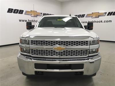 2019 Silverado 2500 Double Cab 4x4, Reading SL Service Body #191102 - photo 8