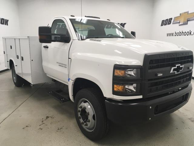 2019 Chevrolet Silverado 4500 Regular Cab DRW 4x2, Knapheide Service Body #191115 - photo 1