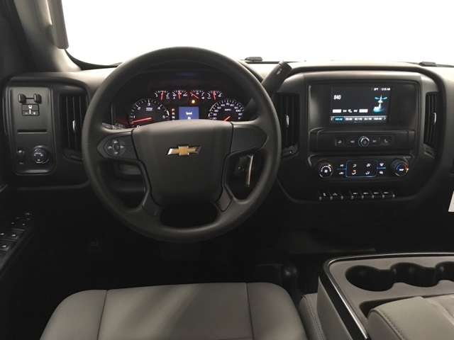2019 Chevrolet Silverado 2500 Double Cab 4x4, Reading SL Service Body #191127 - photo 20