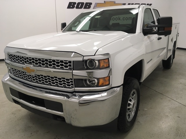2019 Chevrolet Silverado 2500 Double Cab 4x4, Reading SL Service Body #191127 - photo 7