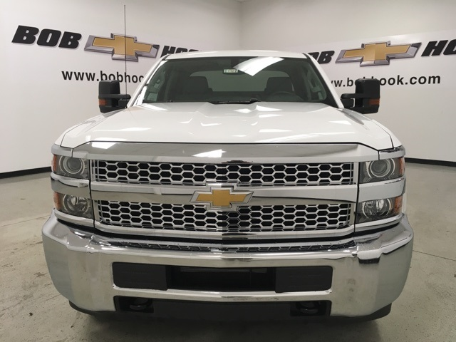 2019 Chevrolet Silverado 2500 Double Cab 4x4, Reading SL Service Body #191127 - photo 8