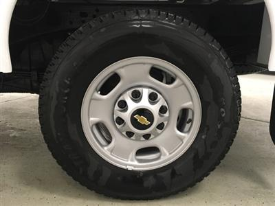 2019 Chevrolet Silverado 2500 Double Cab 4x4, Reading SL Service Body #191127 - photo 34