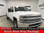 2019 Chevrolet Silverado 2500 Double Cab 4x4, Reading SL Service Body #191127 - photo 1