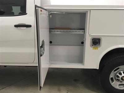 2019 Chevrolet Silverado 2500 Double Cab 4x4, Reading SL Service Body #191142 - photo 24
