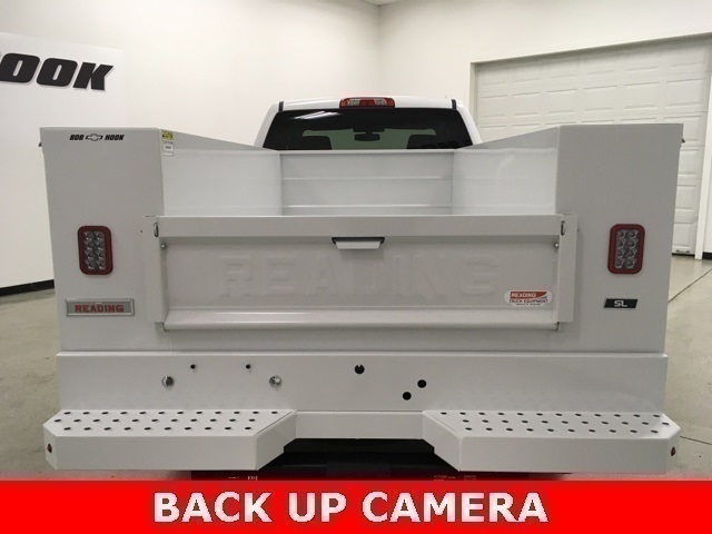 2019 Silverado 2500 Double Cab 4x4, Reading SL Service Body #191164 - photo 4