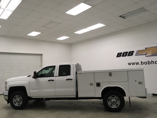 2019 Chevrolet Silverado 2500 Double Cab 4x4, Reading SL Service Body #191164 - photo 6