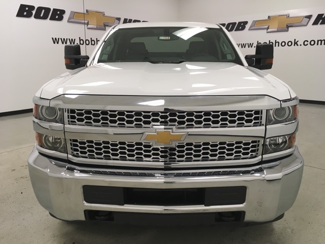 2019 Silverado 2500 Double Cab 4x4, Reading SL Service Body #191164 - photo 8