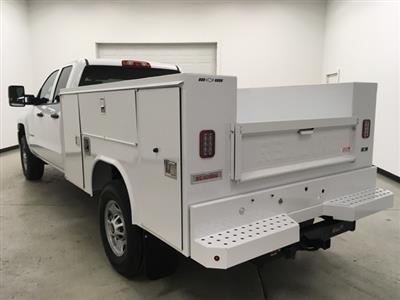 2019 Silverado 2500 Double Cab 4x4, Reading SL Service Body #191164 - photo 5
