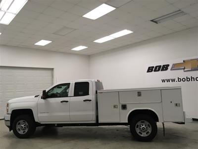 2019 Silverado 2500 Double Cab 4x4, Reading SL Service Body #191164 - photo 6