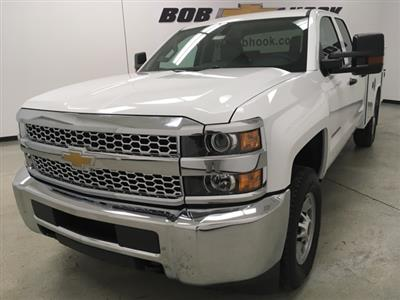 2019 Silverado 2500 Double Cab 4x4, Reading SL Service Body #191164 - photo 7