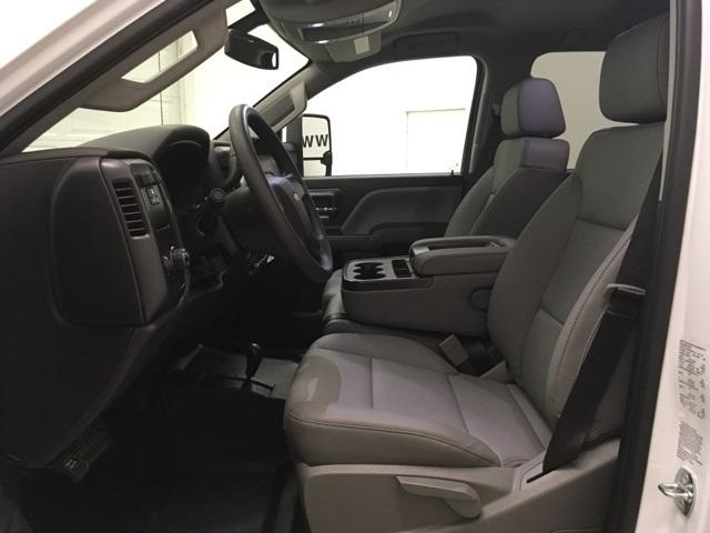 2019 Silverado 2500 Double Cab 4x4, Reading SL Service Body #191167 - photo 22