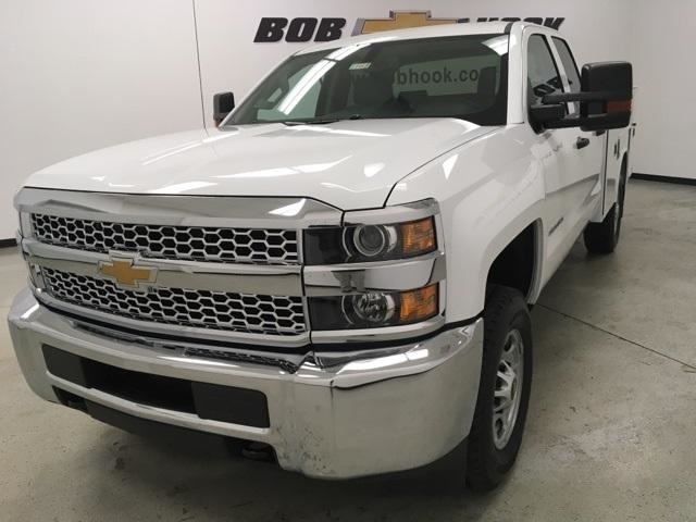 2019 Silverado 2500 Double Cab 4x4, Reading SL Service Body #191167 - photo 7