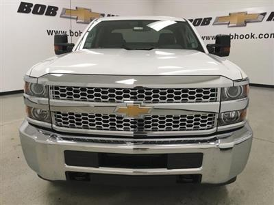 2019 Silverado 2500 Double Cab 4x4, Reading SL Service Body #191167 - photo 8