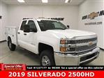2019 Silverado 2500 Double Cab 4x4, Reading SL Service Body #191167 - photo 1