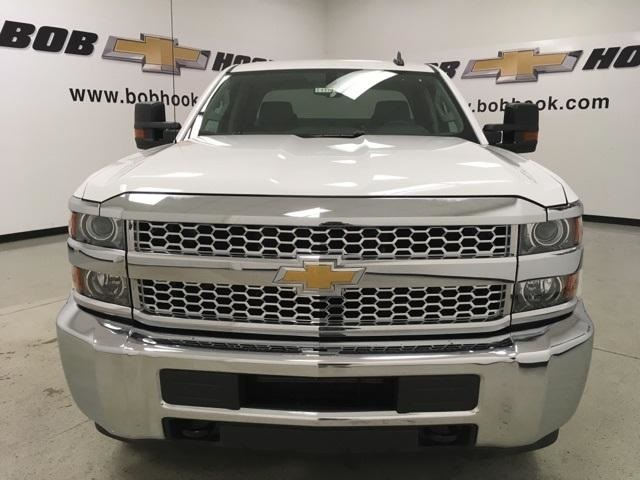 2019 Chevrolet Silverado 2500 Double Cab 4x4, Knapheide Steel Service Body #191170 - photo 9
