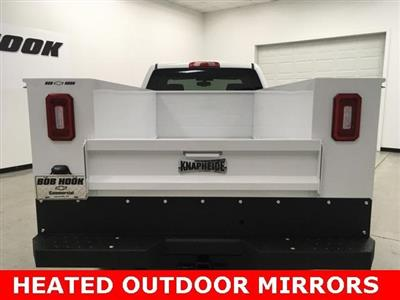 2019 Chevrolet Silverado 2500 Double Cab 4x4, Knapheide Steel Service Body #191170 - photo 5