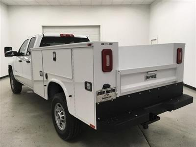 2019 Chevrolet Silverado 2500 Double Cab 4x4, Knapheide Steel Service Body #191170 - photo 6