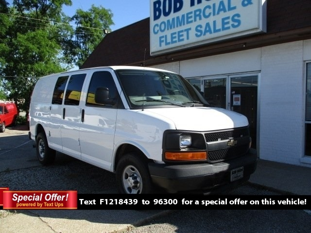 2015 Chevrolet Express 2500 4x2, Upfitted Cargo Van #200293BB - photo 1